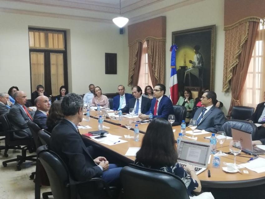 Montalvo destaca avances en programa de educación y formación técnico profesional bajo el Marco Nacional de Cualificaciones