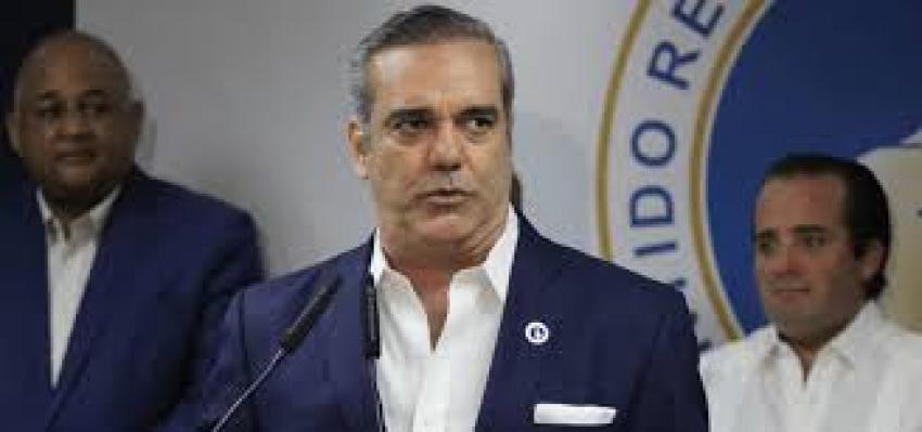 """Abinader reta al Gobierno a autorizar a la OEA y a IFES a investigar """"sabotaje"""" de elecciones"""
