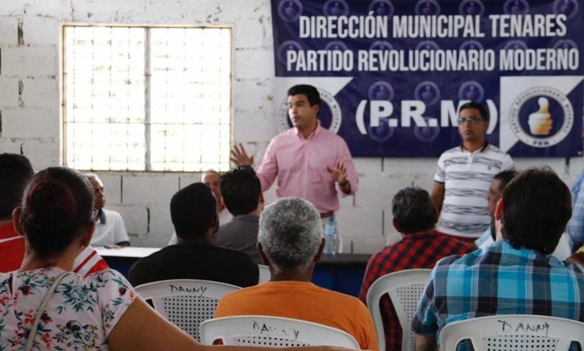 Arnaud asegura PLD ha destruido la confianza en la política dominicana